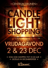 Candlelight Shopping