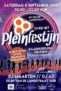 Pleinfestijn 80 v/d Langstraat