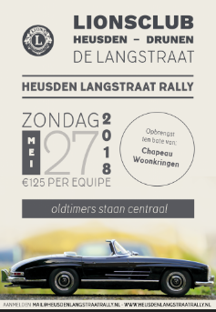 De Langstraat Rally